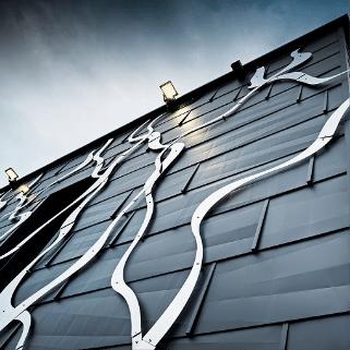 Bardage ardoise Ancenis - PG Couverture