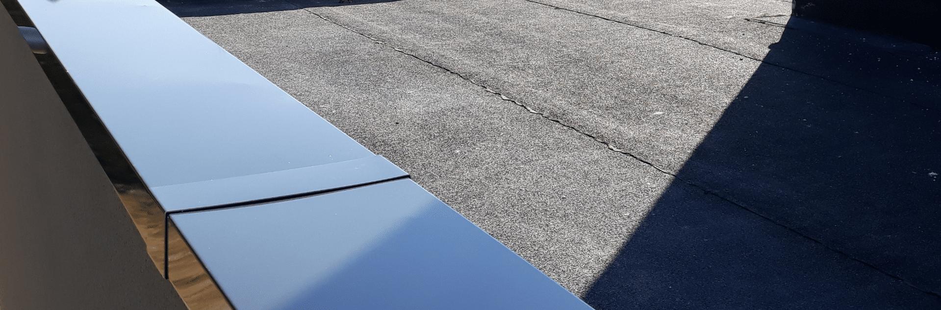Étanchéité toit plat Ancenis - Nantes- Angers